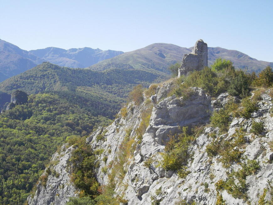 Pilier des cathares